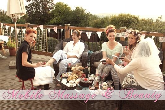 Hen Pamper Party in Brighton